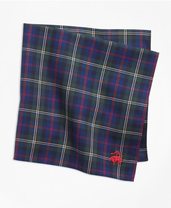 Malcolm Tartan Pocket Square