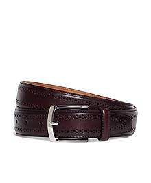 Allen Edmonds Perforated Belt