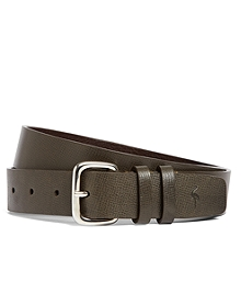 Harrys Of London® Penny Boxcalf Belt