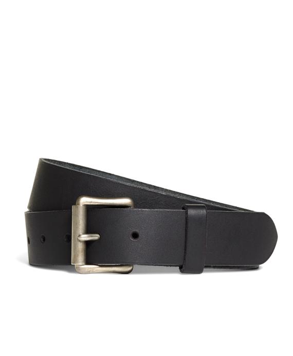 Rugged Leather Belt