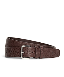 Harrys Of London® Scotch Grain Leather Belt