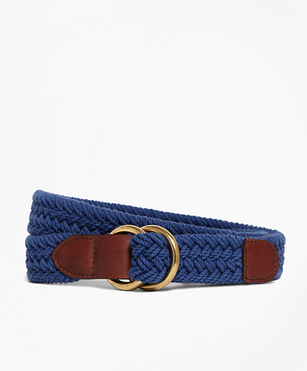 Cotton Braided Belt