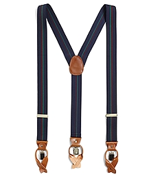 Double Stripe Suspenders