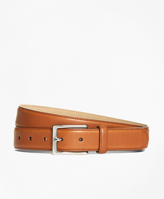 Vegtan Leather Belt Cognac