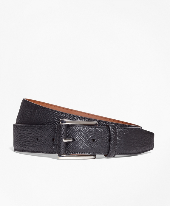Pebble Leather Belt