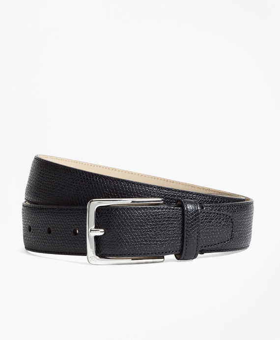 1818 Textured Leather Belt