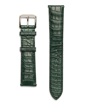 "8½"" Alligator Watchband"