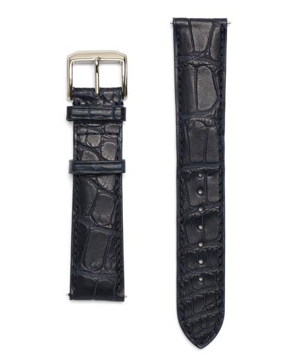 """8½"""" Alligator Watchband"""