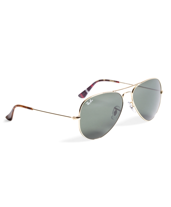 Ray-Ban® Aviator Sunglasses Gold