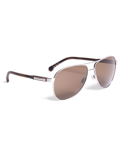 Brooks Brothers Pilot Sunglasses
