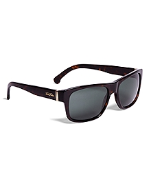Brooks Brothers Plastic Square Framed Sunglasses