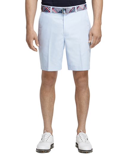 St Andrews Links Plain-Front Golf Shorts