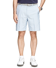 St Andrews Links Stripe Golf Shorts