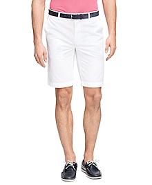Seersucker Bermuda Shorts