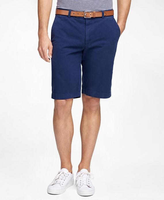 3d38da3c73 Men's Garment-Dyed Bermuda Shorts | Brooks Brothers