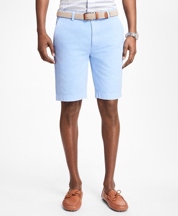 357febb400 Men's Garment-Dyed Bermuda Shorts | Brooks Brothers