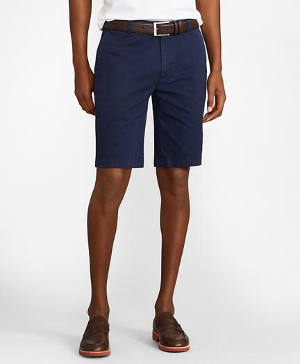 "Garment-Dyed 10"" Shorts"