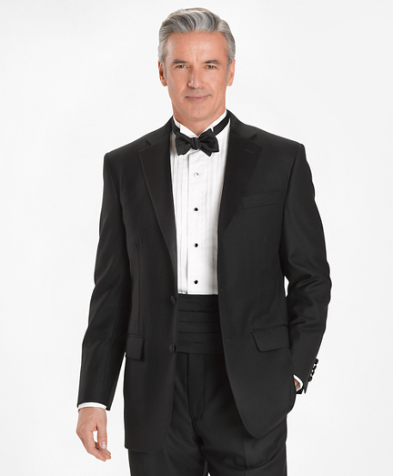 Madison Fit Golden Fleece Three-Button Notch Tuxedo