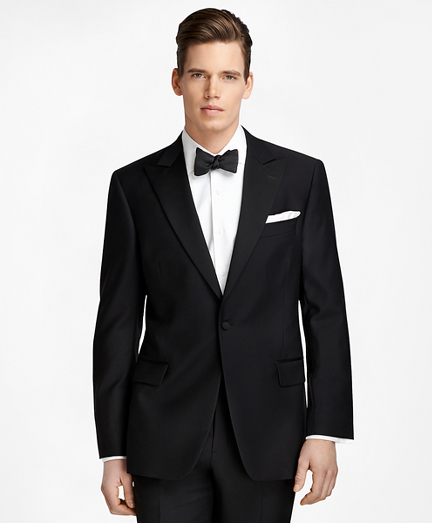 Regent Fit One-Button Peak Lapel Tuxedo
