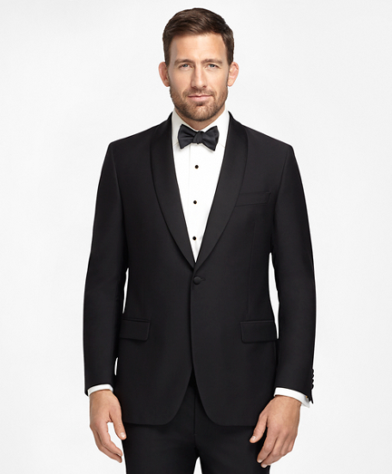 One-Button Fitzgerald Tuxedo