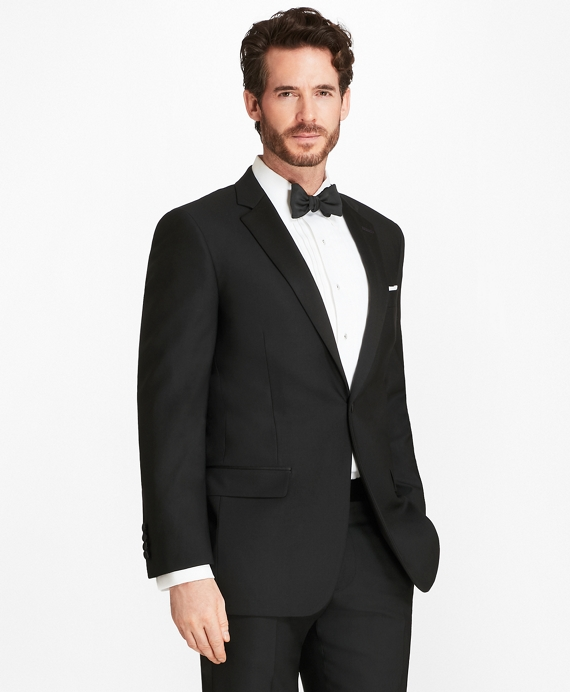 Madison Fit One-Button 1818 Tuxedo Black