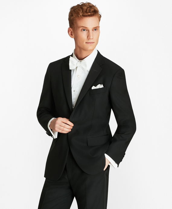 Milano Fit One-Button 1818 Tuxedo Black