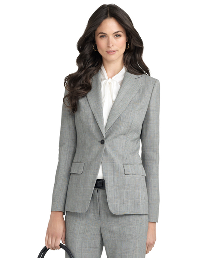 One-Button Stellita Fit Jacket