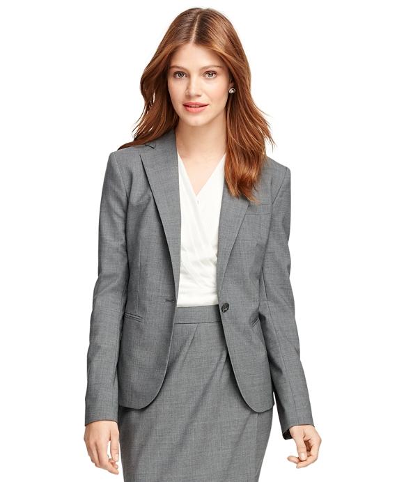 Petite Stellita Fit Wool Jacket