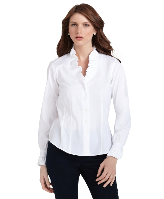 Find white collar dress shirt at ShopStyle. Shop the latest collection of white collar dress shirt from the most popular stores - all in one place.