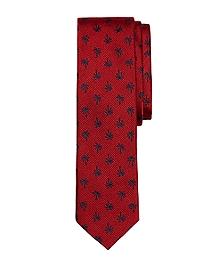 Palm Tree Slim Tie
