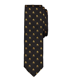 Golden Fleece® and Crossbones Slim Tie