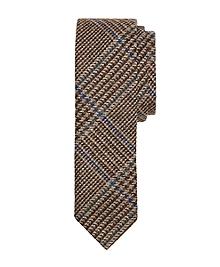 Plaid with Deco Slim Tie