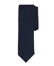 Engineered Stripe Slim Tie