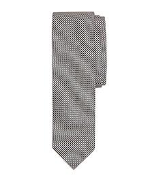 Check Slim Tie
