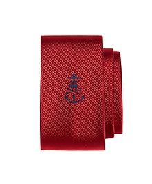 Anchor with Golden Fleece® Crossbone Slim Tie