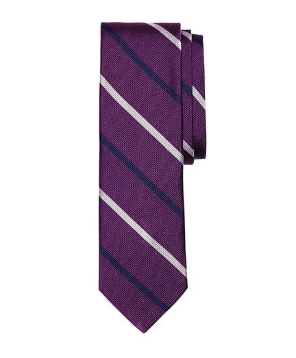 BB#3 Stripe Slim Tie