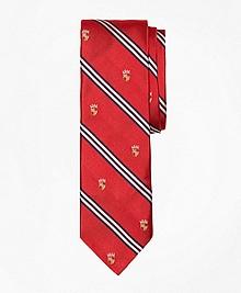 Mini Crest Slim Tie