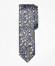 Ditsy Floral Slim Tie