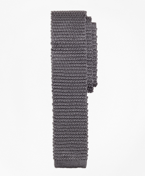 Knit Slim Tie