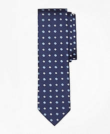 Multi-Flower Slim Tie