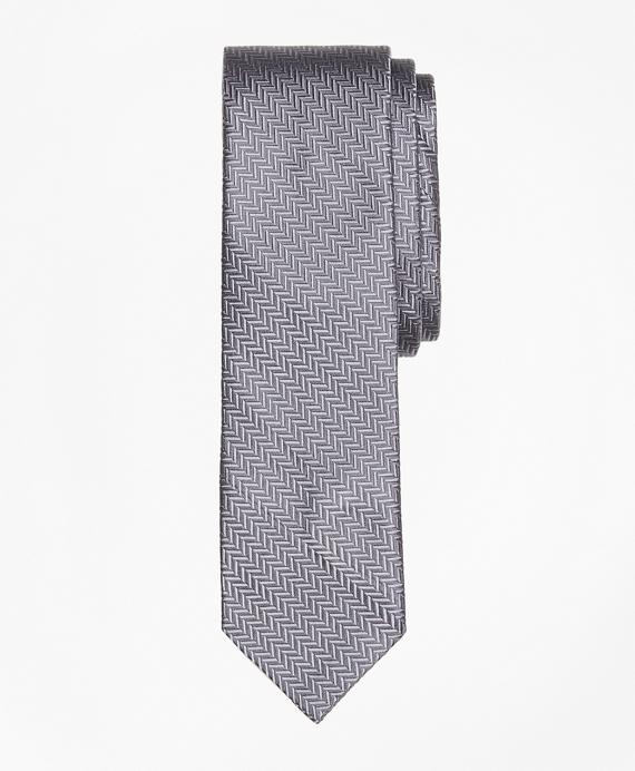 Silk Tie Grey