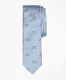 Fleece & Arrows Silk Tie