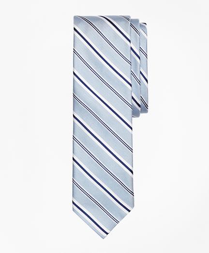 Music Stripe Silk Tie