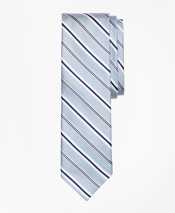 Music Stripe Silk Tie