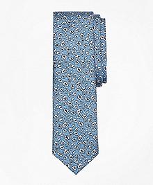 Ditsy Floral Silk Tie