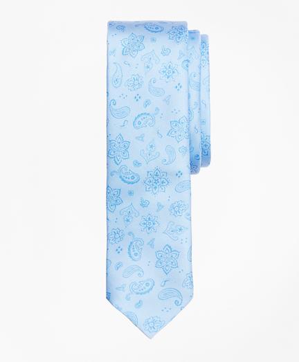 Paisley Silk Jacquard Tie