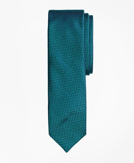 Textured Silk Jacquard Tie