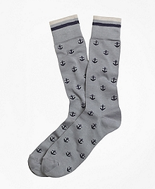 Anchor Crew Socks