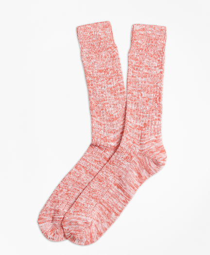 Bright Cotton Ragg Crew Socks