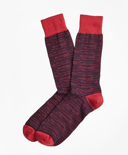 Feeder Stripe Crew Socks